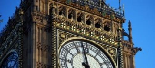 The Big Ben in London, United Kingdom