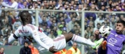Fiorentina - Milan streaming