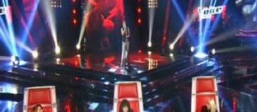 Stasera in tv The Voice of Italy
