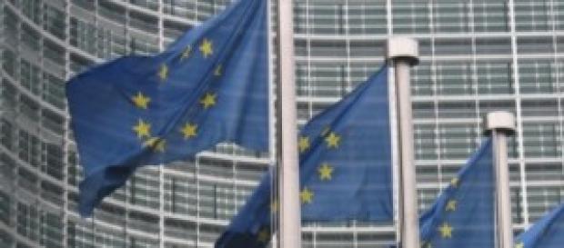 L'Union Européenne - Palais Brussels