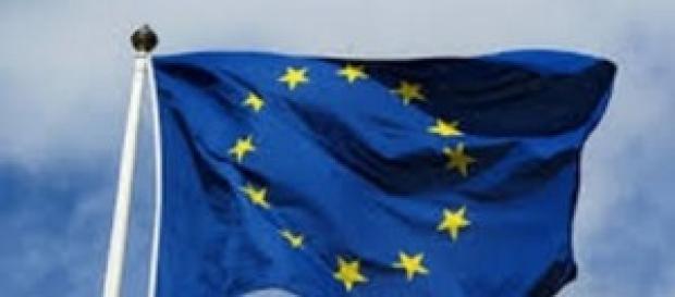 La bandiera dell'Unione europea