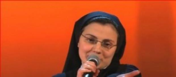 Suor Cristina a The Voice of Italy