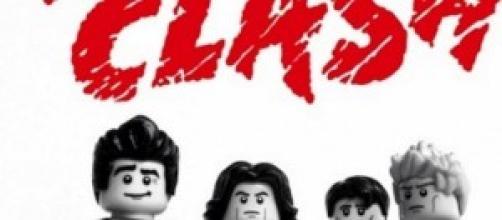 i clash sono solo una delle Lego Band di Adly
