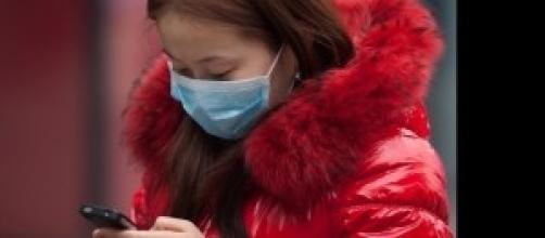 Inquinamento nella Città di Pechino