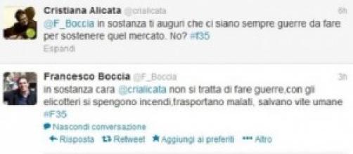 Boccia spiega a cosa servono gli f35