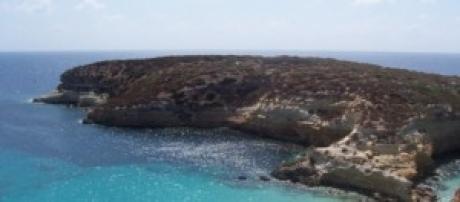 Lampedusa - Isola dei conigli