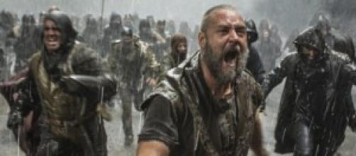 Russel Crowe: protagonista di Noah