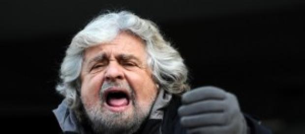 Beppe Grillo contro Barack Obama