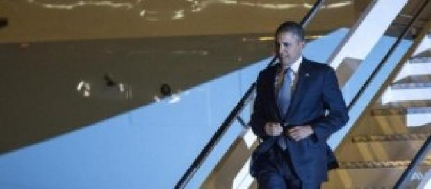 Il Presidente Obama a Roma incontra Papa Francesco