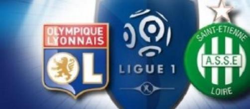 Ligue 1, Lione - Saint Etienne