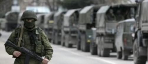 Crimea, ultimatum Russia all'Ucraina