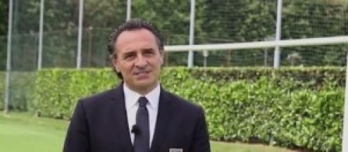 Prandelli, allenatore Italia