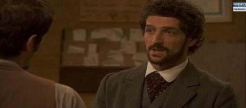 Sebastian Ulloa, protagonista de il Segreto