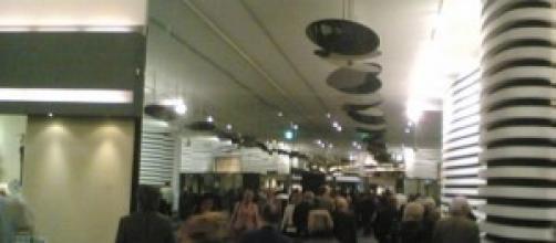 Tefaf 2007: entrata principale