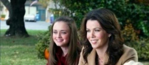 Lorelai e Rory, le Gilmore Girls.