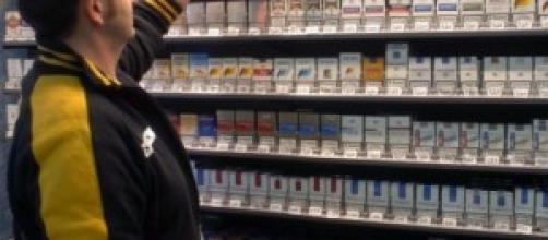 A marzo 2014 è calato il prezzo delle sigarette
