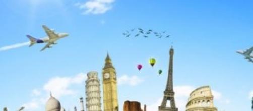 Viaggiare intorno al mondo