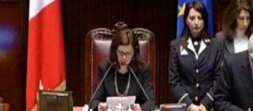 Carceri, amnistia, indulto. Laura Boldrini