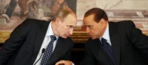 Crisi Russia-Ucraina: mediazione Berlusconi-Putin?