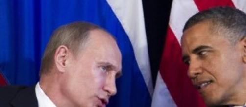 Crisi Ucraina, Barack Obama contro Vladimir Putin
