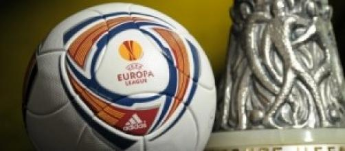 Europa League, pallone e coppa