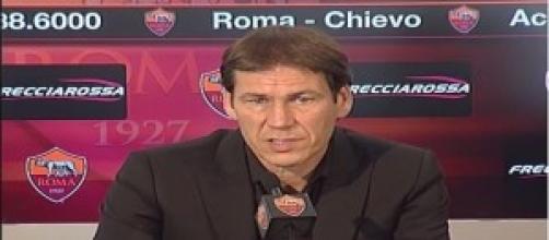 Rudi Garcia tecnico della Roma 2013-2014