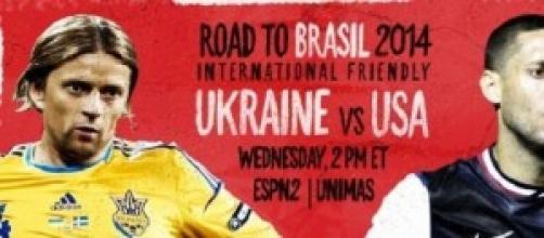 Ucraina - USA, amichevole 5 marzo, pronostico