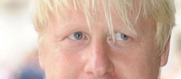 Boris Johnson, sindaco di Londra