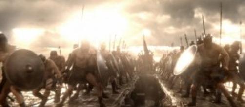 Un momento di 300 L'alba di un impero