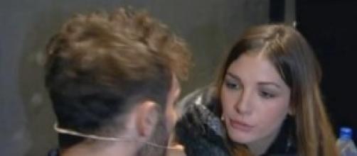Uomini e donne anticipazioni: Tommaso e Flavia.