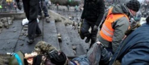 I cecchini di Kiev controllati dai leader rivolta
