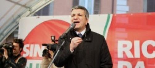 Nichi Vendola, governatore della Regione Puglia