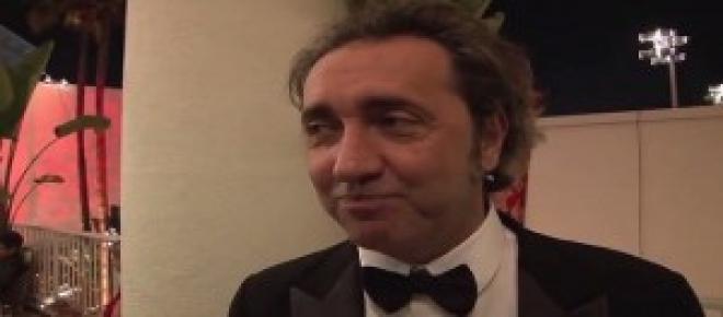 Paolo Sorrentino vincitore dell'Oscar
