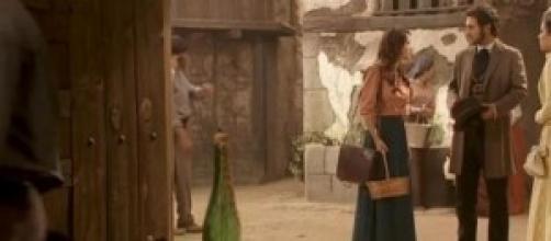 Anticipazioni il Segreto: Pepa, Gregoria e Tristan