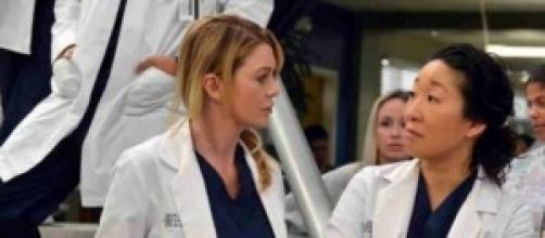 Grey's Anatomy 10x14, Meredith e Cristina