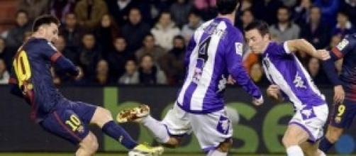 Liga, Valladolid-Barcellona: pronostico,formazioni
