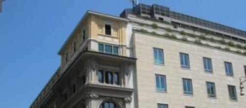 Telecom Italia, la sede di Milano