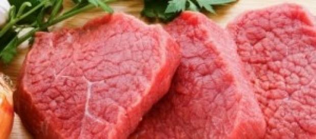 Carne di bovino. Eccesso di proteine