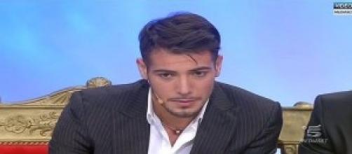 Aldo Palmeri: la scelta andrà in onda il 10 marzo