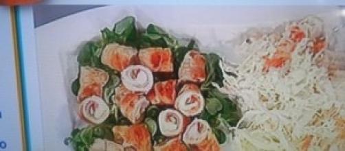 Bauletti di pollo di Natalia Cattelani