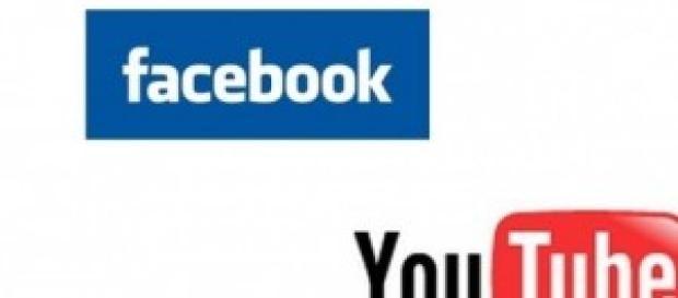 chiusura facebook youtube