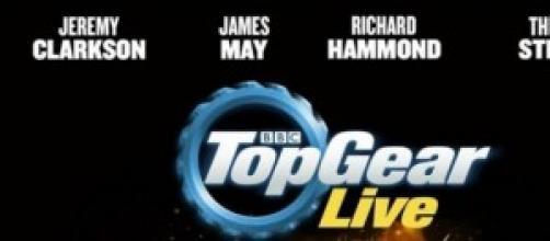Copertina dell'evento di TopGear Live in Italia