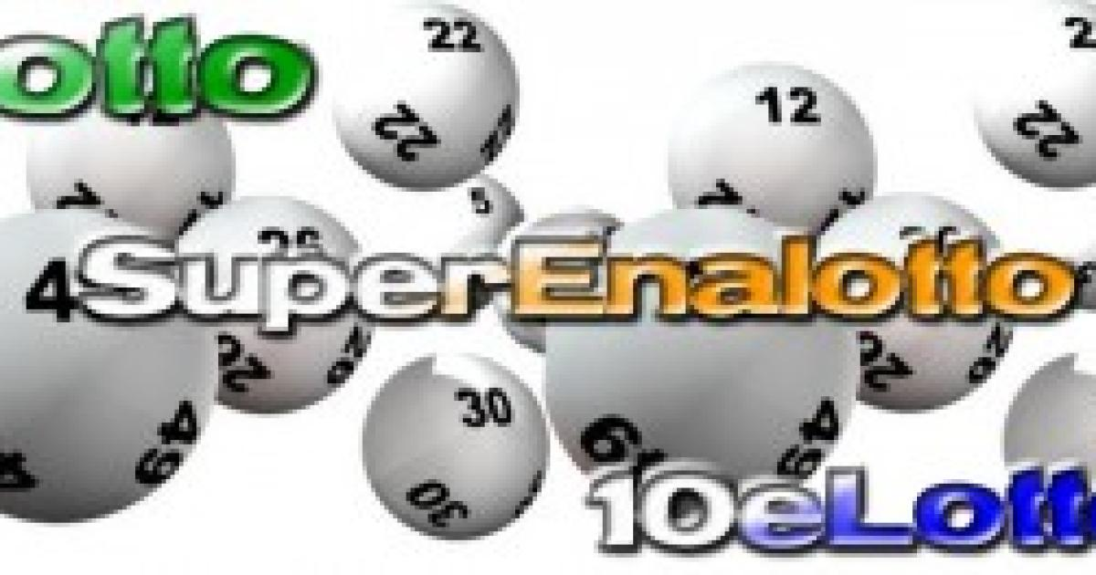 estrazioni del lotto superenalotto e 10elotto di ieri 10