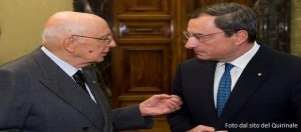 Mario Draghi, lavoro: primi sintomi di ripresa