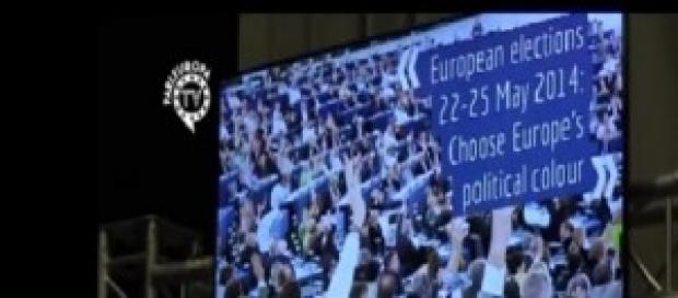 Sondaggi europee 2014 SWG: confronto 11/04 - 04/04
