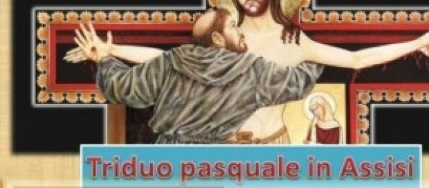 Triduo Pasquale e corsi del Passio in Assisi