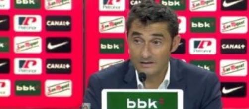 Liga, Athletic Bilbao - Malaga, Ernesto Valverde