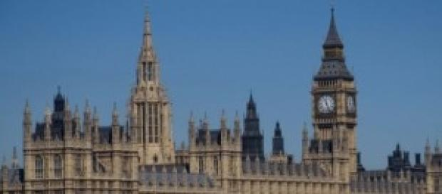 Il Westminster, il Parlamento inglese