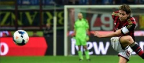 Il gol della vittoria di Montolivo