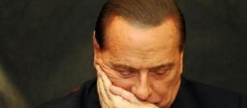 L'ex Presidente del Consiglio Silvio Berlusconi